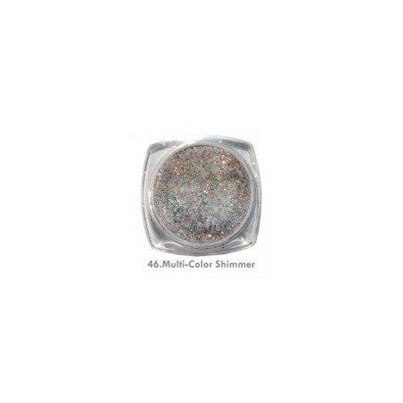 Akryl kolorowy 3,5g, Multi-Color Shimmer 46