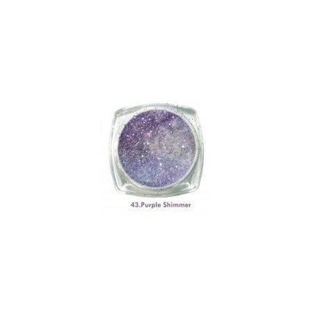 Akryl kolorowy 3,5g, Purple Shimmer 43