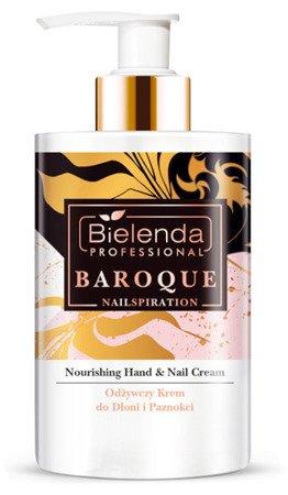 BIELENDA Nailspiration BAROQUE Odżywczy krem do dłoni i paznokci 300 ml