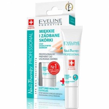 Eveline Miękkie i zadbane skórki 12 ml