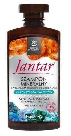 FARMONA Jantar szampon z wyciągiem z bursztynu 330 ml