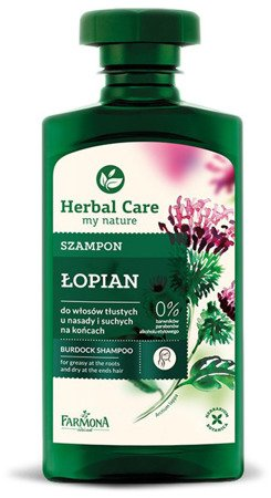 Herbal Care Szampon Łopianowy 330ml