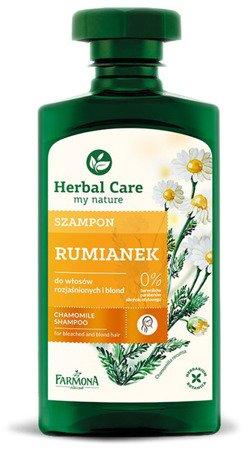Herbal Care Szampon rumianek 330ml