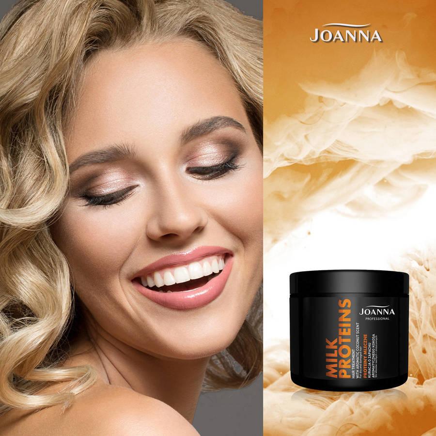 Joanna Professional Maska z proteinami mlecznymi 500 g