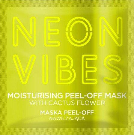 MARION Maska peel-off nawilżająca NEON VIBES 8g