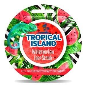 Marion Tropical Island Watermelon Peeling energetyzujący do twarzy 8G