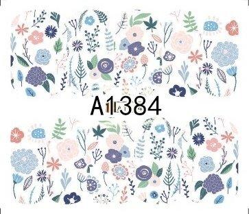 Naklejki wodne A1384