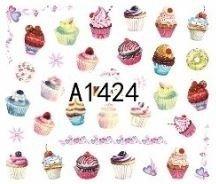 Naklejki wodne A1424