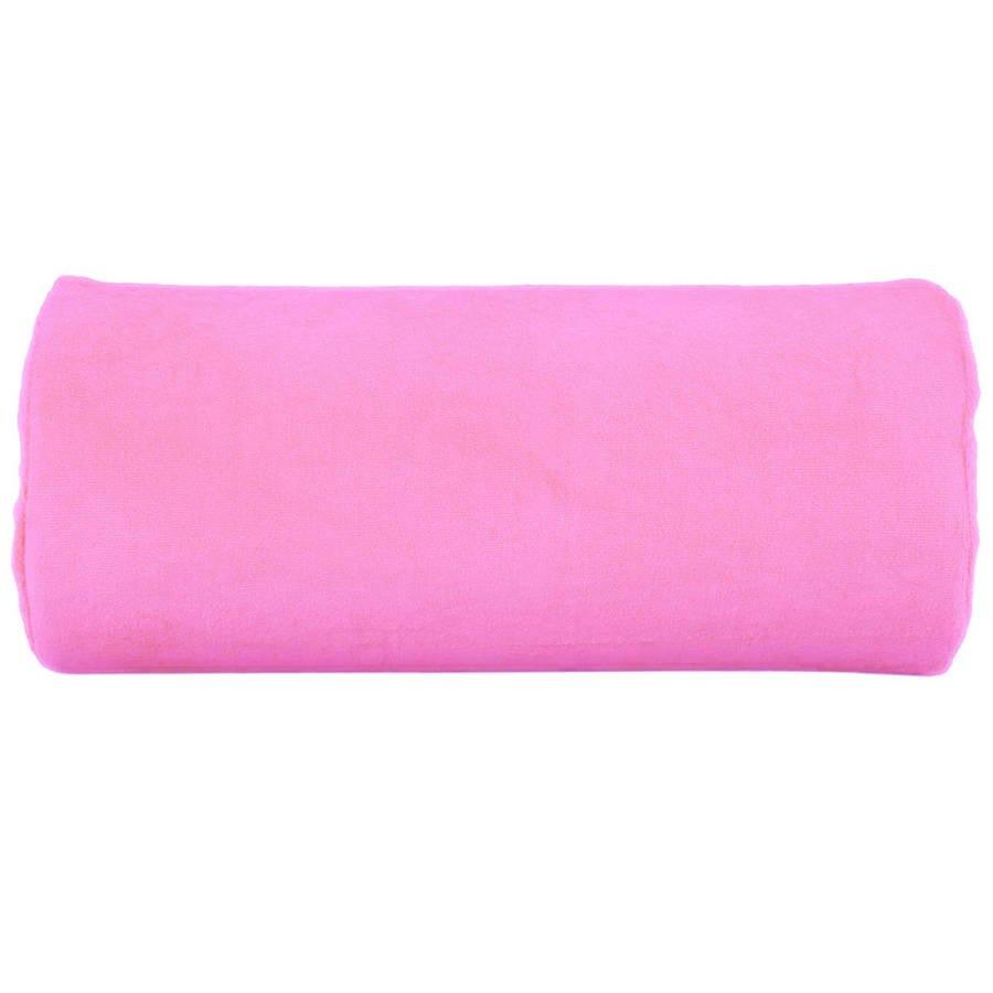 Poduszka pod dłoń frotte różowa