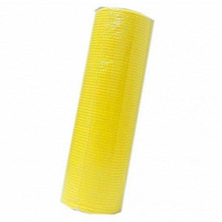 Serwety podfoliowane bibułowo-foliowe kolor żółty