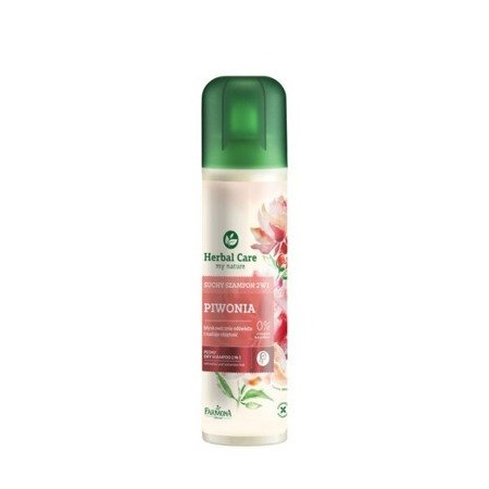Suchy Szampon Piwonia Herbal Care 180 ml