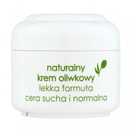 Ziaja Naturalny krem oliwkowy lekka formuła 50 ml